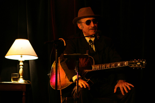 Please Don't Talk About Me When I'm Gone: The Search for Leon Redbone